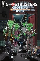 Ghostbusters: Crossing Over #3 Cover B Lattie