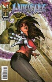 Witchblade #70 Joseph Linsner Reorder Cover