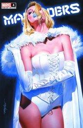 Marauders #4 Eastside Comics Exclusive by Mike Mayhew