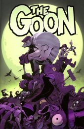 The Goon #9 Parson Cardstock Variant Cover