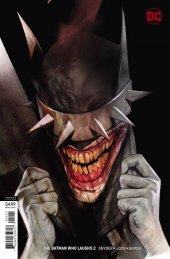 The Batman Who Laughs #2 Variant Edition