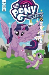 My Little Pony: Friendship Is Magic #88 1:10 Incentive Variant