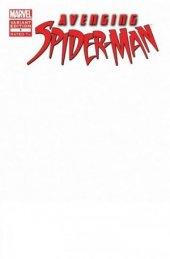 Avenging Spider-Man #1 Blank Variant