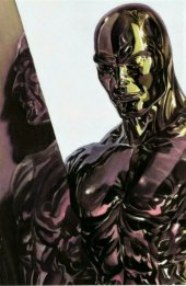 Fantastic Four: Antithesis #2 Alex Ross Silver Surfer Timeless Variant