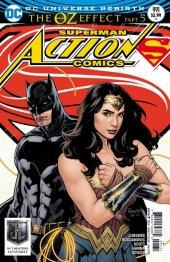 Action Comics #991 Variant Edition