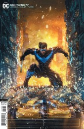 Nightwing #77 Variant Cover