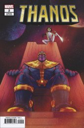 Thanos #2 Jen Bartel Variant