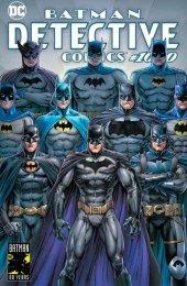 Detective Comics #1000 Kings Comics Exclusive Nicola Scott Variant