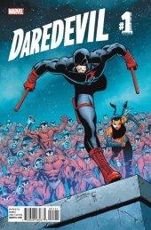 Daredevil Annual #1 Mckenzie Variant