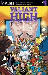 Valiant High #1