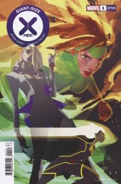 Giant Size X-Men: Jean Grey and Emma Frost #1 1:25 Variant Edition