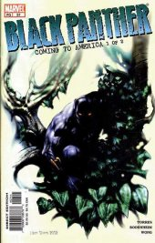 Black Panther #57