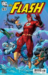 The Flash #750 2000s Variant Edition