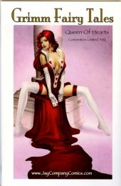 Tales From Wonderland: Queen of Hearts Jay Company Foil