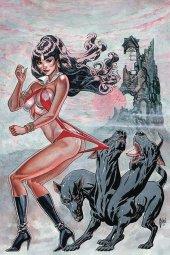 Vampirella #7 1:40 March Virgin Cover
