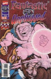 Fantastic Four Unplugged #5