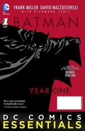 dc comics essentials: batman: year one #1