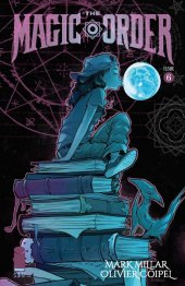 The Magic Order #6 Cover C Kerschl