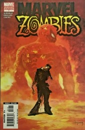 Marvel Zombies #1 Variant Edition