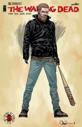 The Walking Dead #163 1:200 Incentive Variant