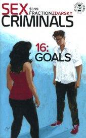 Sex Criminals #16 Original Cover