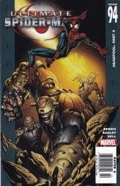 Ultimate Spider-Man #94 Newsstand Edition