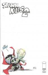 Spawn Kills Everyone Too #1 Cover C Sketch Mcfarlane