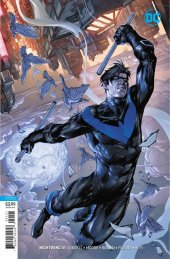 Nightwing #51 Variant Edition