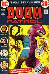 Doom Patrol #122