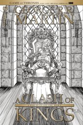 A Game of Thrones: Clash of Kings #3 Cover C 1:10 Cover