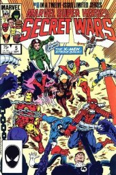 Marvel Super Heroes: Secret Wars #5
