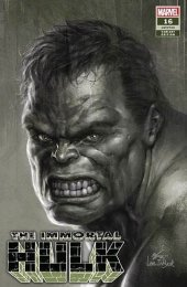 The Immortal Hulk #16 The Comic Mint Inhyuk Lee Authentic Sketch Variant