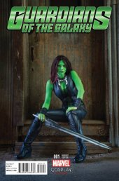 Guardians of the Galaxy #1 Cosplay Variant