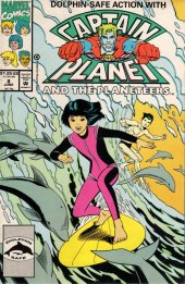 Captain Planet and the Planeteers #8