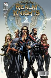 Grimm Fairy Tales Presents Realm Knights #1