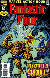 Marvel Action Hour: Fantastic Four #8