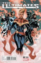 The Ultimates #1 Dodson Variant