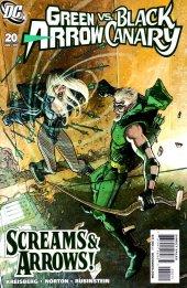 Green Arrow / Black Canary #20