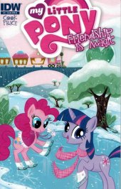 My Little Pony: Friendship Is Magic #3 Cover B
