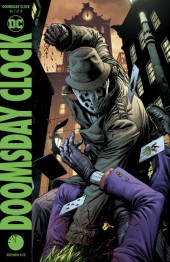 Doomsday Clock #7 Variant Edition