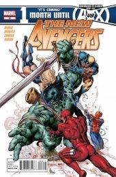The New Avengers #23