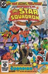 All-Star Squadron #25 Direct Edition