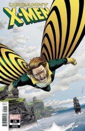 Uncanny X-Men #15 Shalvey Character Variant