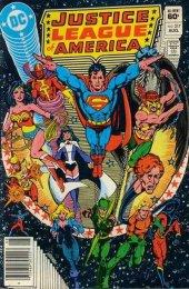 Justice League America 1987 series # 67 near mint comic book