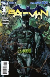 Batman #1 Variant Edition