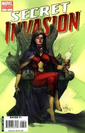 Secret Invasion #3 Yu Variant