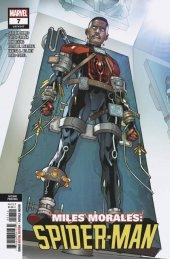 Miles Morales: Spider-Man #7 2nd Printing