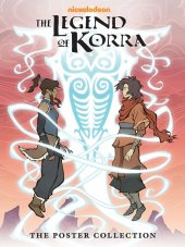 the legend of korra: poster collection tp