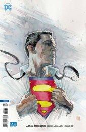 Action Comics #1001 David Mack Variant