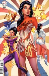 Wonder Woman #750 1960s Variant Edition
